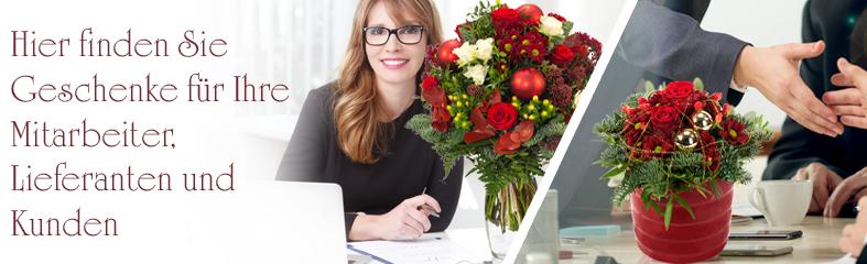 Hier finden Sie Geschenke für Ihre Mitarbeiter, Lieferanten und Kunden