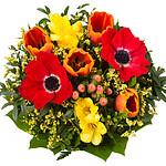Bouquet of the season