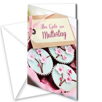 """Motivkarte """"Alles Gute zum Muttertag"""""""