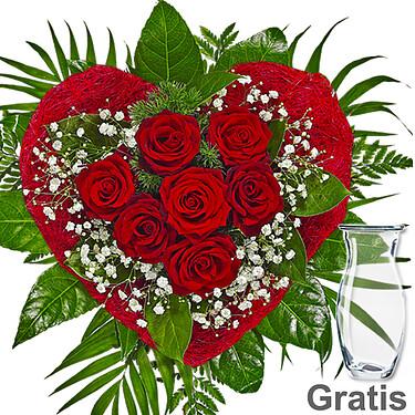 """Rosenstrauß """"Rosen für Dich"""""""
