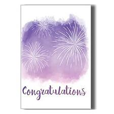 """Karte """"Congratulations"""""""