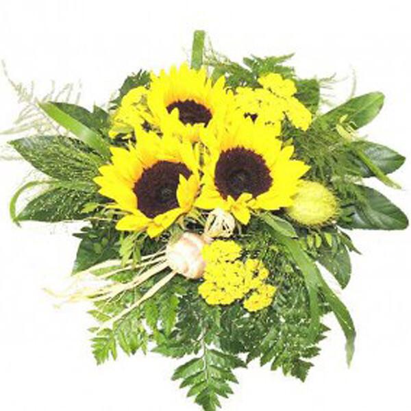 Blumenstrauß Sommerbote