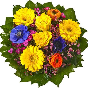 Flower Bouquet Frühlingsgruß