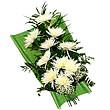 Blumenstrauß Creme