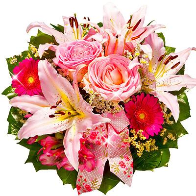 Blumenstrauß Karat