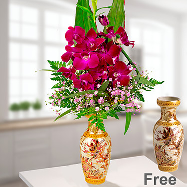 Asian Orchids