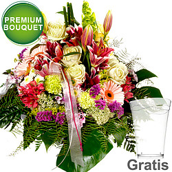 Premium Bouquet Victoria