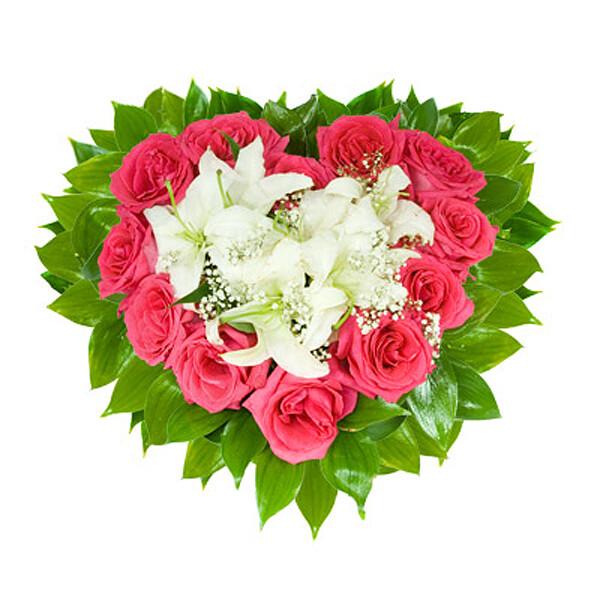 Blumenarrangement Grand Amore