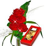 Blumenstrauß Valentin