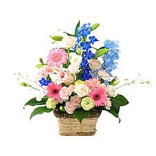 Blumenarrangement Season