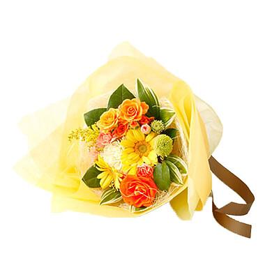 Blumenstrauß Sonnenschein