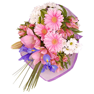 Blumensarrangement Träumerei