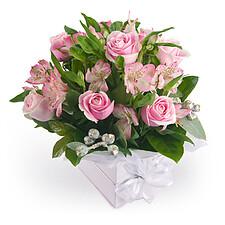Blumensarrangement Sweetheart