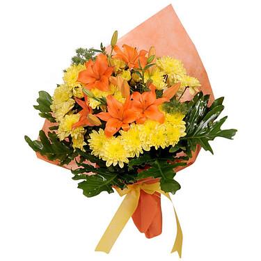 Flower Bouquet Smaragd