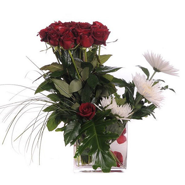 Flower Bouquet Kristall