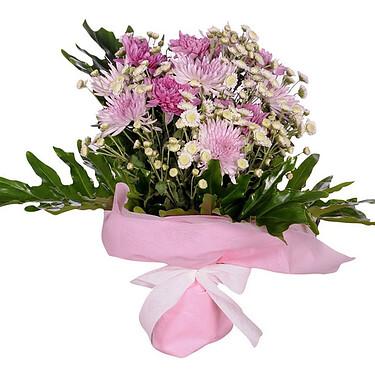 Blumenstrauß Rosa Eleganz