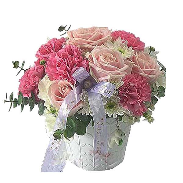 Blumenarrangement Träumerei