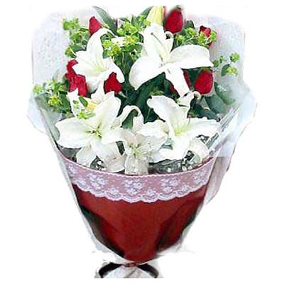 Blumenstrauß Romanze