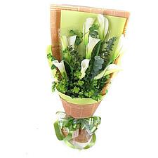 Blumenstrauß Callatraum