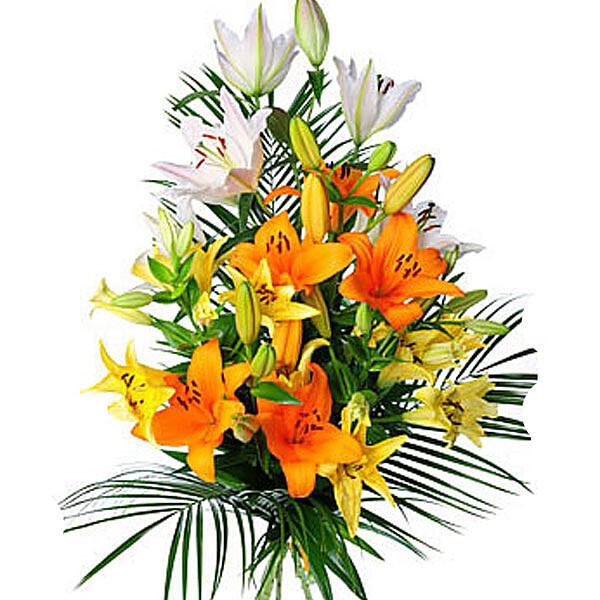 Blumenstrauß Lilientraum