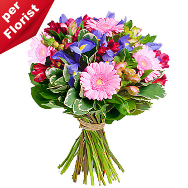 Flower Bouquet Joy