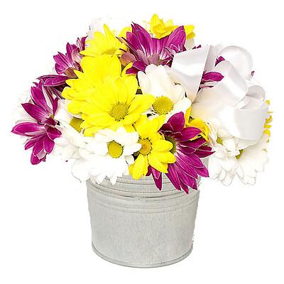 Blumenarrangement Blütentraum