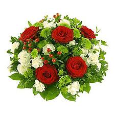 Blumenstrauß Rubin