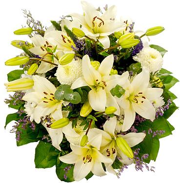 Flower Bouquet Sympathy