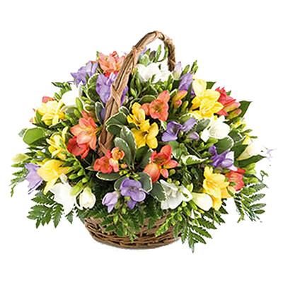 Blumenarrangement Harmonie