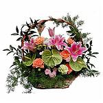 Blumenarrangement Tosca