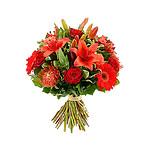 Blumenstrauß Passion