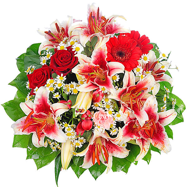 Flower Bouquet Karat