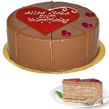 """Torte """"Alles Liebe zum Valentinstag"""""""