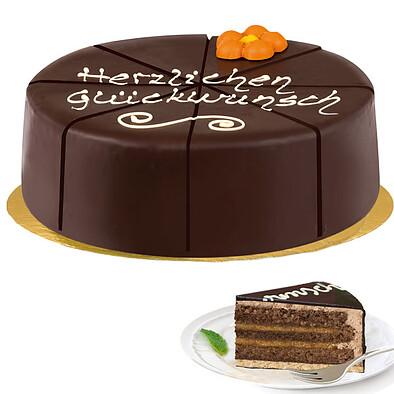Dessert Sacher Cake
