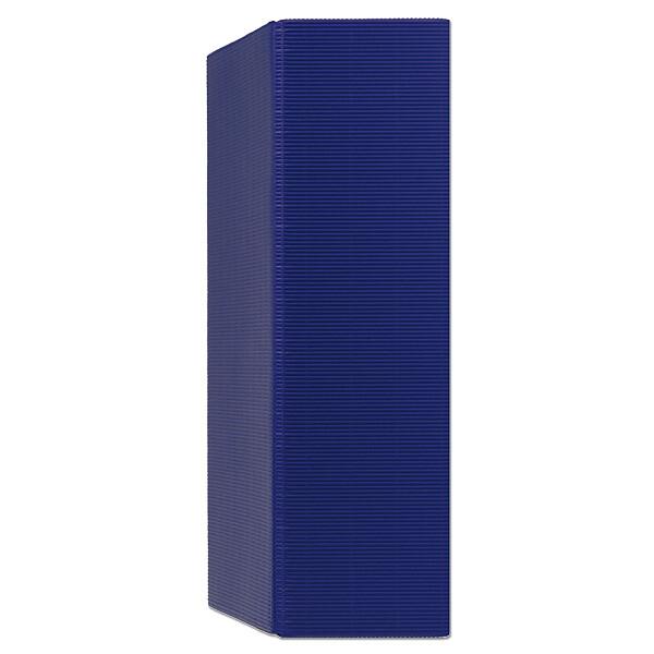 Dark Blue Gift Box for 3 Bottles of Wine
