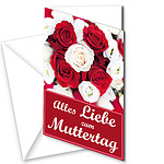 """Motivkarte """"Alles Liebe zum Muttertag"""""""