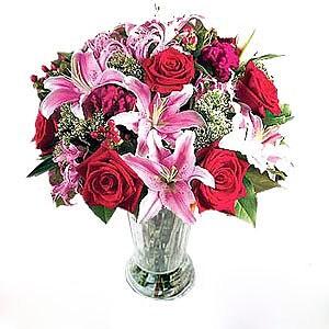 Rosenstrauß Träumerei