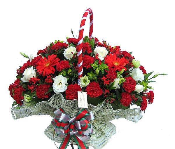 Blumenarrangement Karat