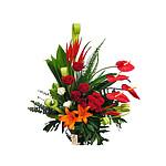 Blumenstrauß Exotic
