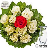 Rosenstrauß Rosenpoesie