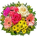 Flower Bouquet Pure Freude