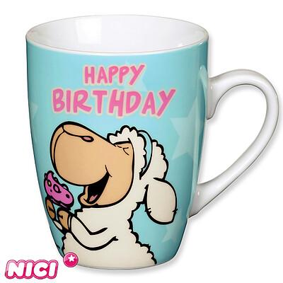 """Tasse """"Happy Birthday"""""""