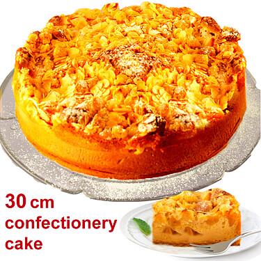 Large Apricot Cake