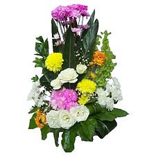 Blumenarrangement Blumenwiese