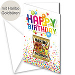 "Motivkarte ""Happy Birthday"""