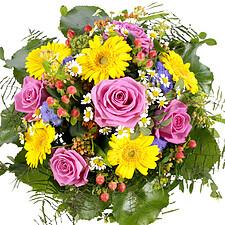 Blumenstrauß Blumenwiese