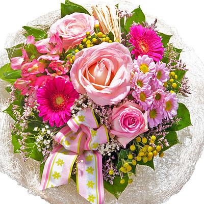 Flower Bouquet Träumerei