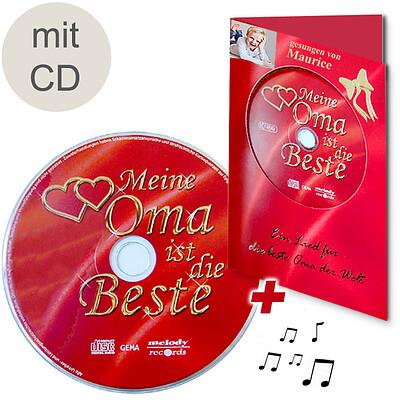 CD für Oma