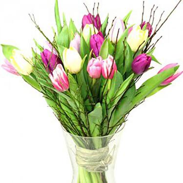 Flower Bouquet Tulpentraum
