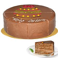 """Dessert-Torte """"Goldenes Ei"""""""